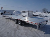 Gooseneck Heavy Equipment Flatbed Trailers - GNF 139A