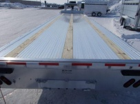 Gooseneck Heavy Equipment Flatbed Trailers - GNF 139B