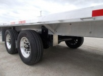 Gooseneck Heavy Equipment Flatbed Trailers - GNF 147B