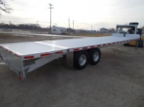 Gooseneck Heavy Equipment Flatbed Trailers - GNF 150