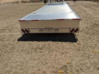 Gooseneck Heavy Equipment Flatbed Trailers - GNF 156B