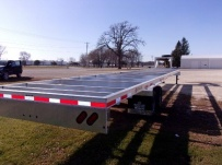 Gooseneck Heavy Equipment Flatbed Trailers - GNF 157