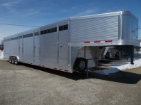 Commercial Gooseneck Livestock Trailers - GNL 115A