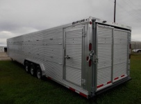 Commercial Gooseneck Livestock Trailers - GNL 116A