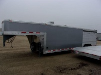 Commercial Gooseneck Livestock Trailers - GNL 121A
