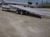 Gooseneck Heavy Equipment Skid Loader Trailer - GNOC 30A