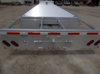 Gooseneck Heavy Equipment Skid Loader Trailer - GNOC 30B