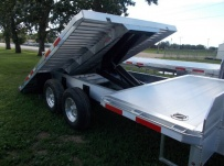 Gooseneck Heavy Equipment Skid Loader Trailer - GNOC 31A