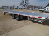 Gooseneck Heavy Equipment Skid Loader Trailer - GNOC 32B