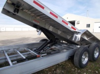 Gooseneck Heavy Equipment Skid Loader Trailer - GNOC 33C
