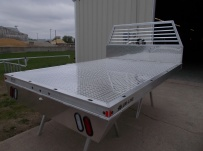 Standard Production Models Aluminum Truck Beds - PMTB 5
