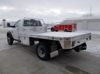 Standard Production Models Aluminum Truck Beds - PMTB 8