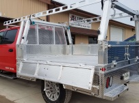 Popular Models Aluminum Truck Beds - PTB 296B
