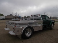 Popular Models Aluminum Truck Beds - PTB 298