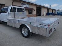 Popular Models Aluminum Truck Beds - PTB 301