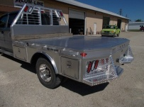 Popular Models Aluminum Truck Beds - PTB 304