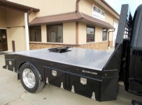 Popular Models Aluminum Truck Beds - PTB 305B