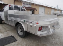 Popular Models Aluminum Truck Beds - PTB 307