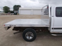 Popular Models Aluminum Truck Beds - PTB 312
