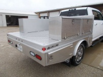 Popular Models Aluminum Truck Beds - PTB 314