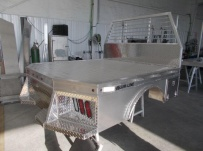 Popular Models Aluminum Truck Beds - PTB 315