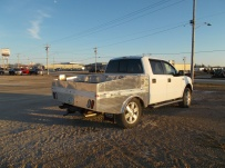 Popular Models Aluminum Truck Beds - PTB 316