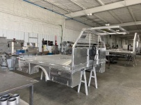 Popular Models Aluminum Truck Beds - PTB 319
