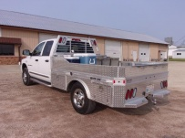 Popular Models Aluminum Truck Beds - PTB 320