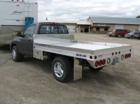 Popular Models Aluminum Truck Beds - PTB 62A