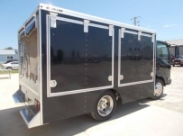 Enclosed Models Service Truck Bodies - SBE 100A