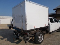 Enclosed Models Service Truck Bodies - SBE 101A