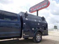 Enclosed Models Service Truck Bodies - SBE 104A