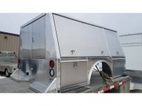 Enclosed Models Service Truck Bodies - SBE 107