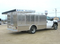 Enclosed Models Service Truck Bodies - SBE 23A