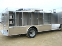 Enclosed Models Service Truck Bodies - SBE 23B