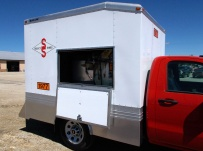 Enclosed Models Service Truck Bodies - SBE 39A