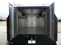Enclosed Models Service Truck Bodies - SBE 42C