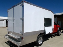 Enclosed Models Service Truck Bodies - SBE 48A