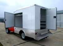 Enclosed Models Service Truck Bodies - SBE 48B