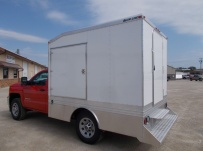 Enclosed Models Service Truck Bodies - SBE 77