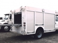 Enclosed Models Service Truck Bodies - SBE 7B