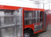 Enclosed Models Service Truck Bodies - SBE 91A