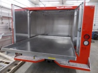 Enclosed Models Service Truck Bodies - SBE 91C