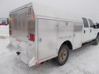 Enclosed Models Service Truck Bodies - SBE 92A