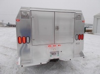 Enclosed Models Service Truck Bodies - SBE 92B