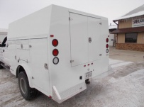 Enclosed Models Service Truck Bodies - SBE 94B