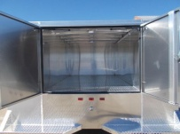 Enclosed Models Service Truck Bodies - SBE 98C