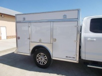 Enclosed Models Service Truck Bodies - SBE 99A