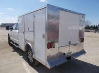 Enclosed Models Service Truck Bodies - SBE 99B