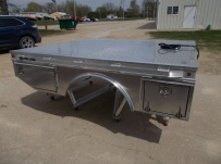 Specialized Aluminum Truck Beds - STB 308